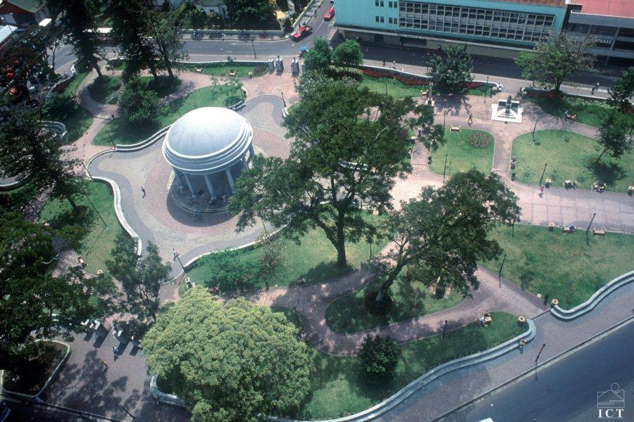 Vue aérienne du Templo de la Musica (© ICT (Institut Costaricien de Tourisme)))