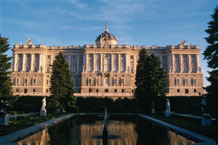 Palacio Real (Palais royal) et jardins de Sabatini. (© Author's Image))