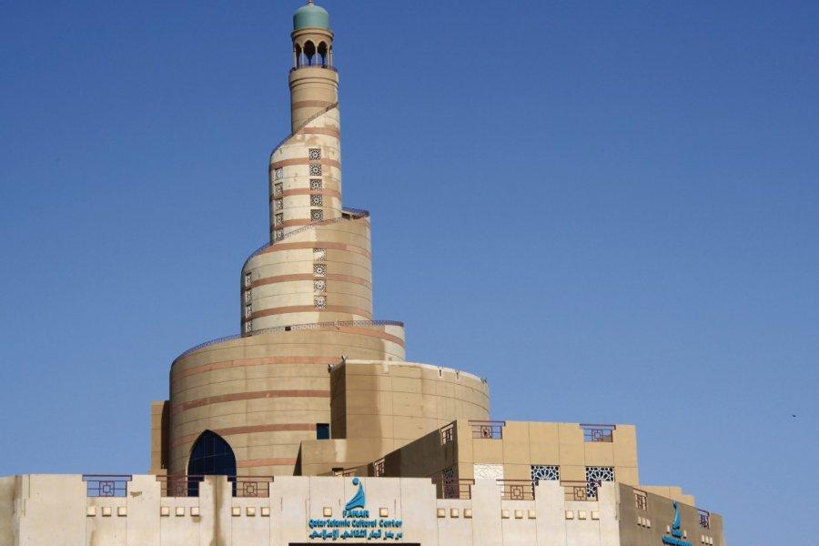 Fanar Islamic Cultural Center. (© Andrea SEEMANN - Fotolia))