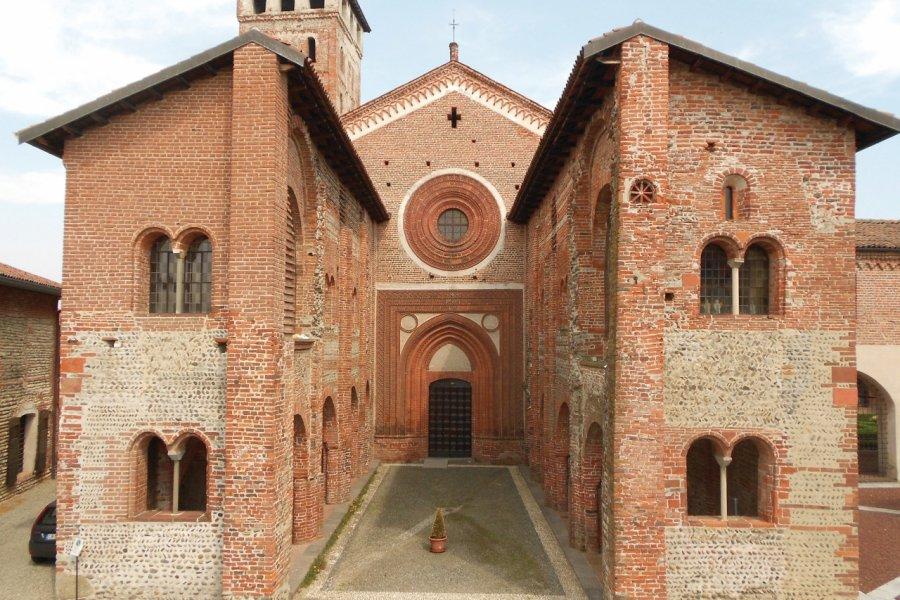 Abbaye de San Nazaro Sesia (© Archivio Fotografico ATL della Provincia di Novara))