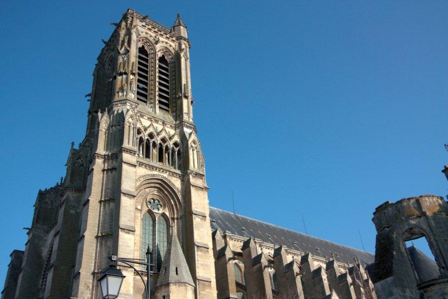 La cathédrale de Soissons (© Arenysam - Fotolia))