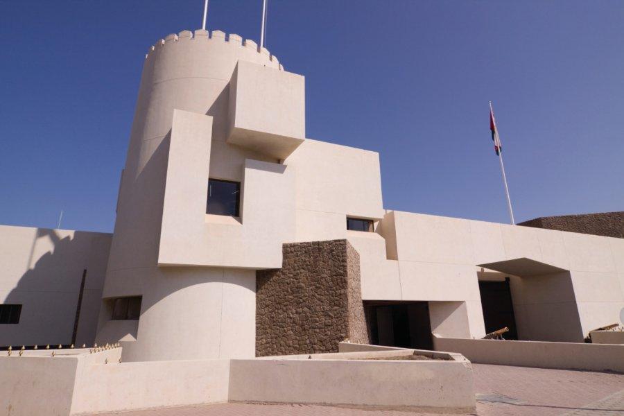 Le musée franco-omanais à Mascate. (© Lingbeek - iStockphoto))