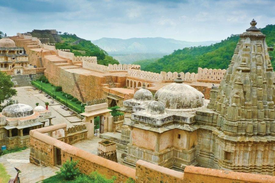Temple de Khumbhalgarh. (© Savoia - iStockphoto))
