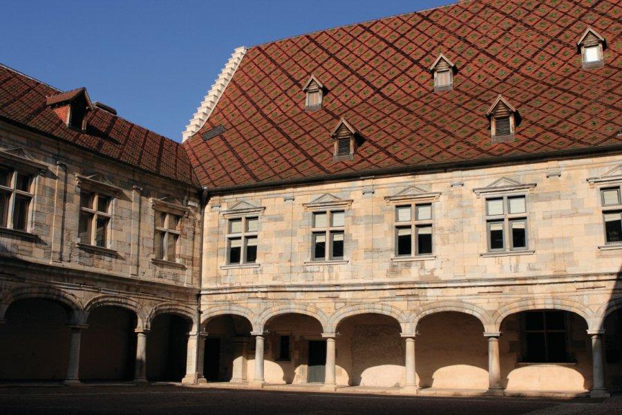 Le palais Granvelle (© @laurent - iStockphoto.com))