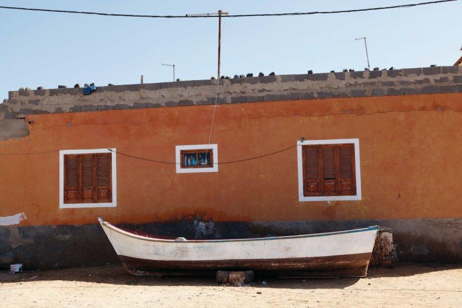Bateau de pêche. (© Julien HARDY - Author's Image))