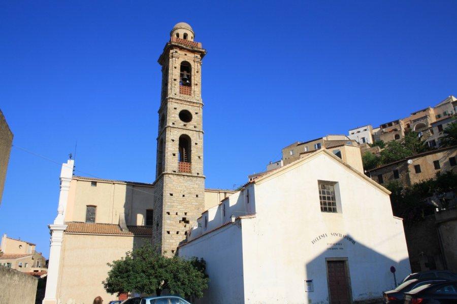 L'église Santa Maria à Lumio. (© Xavier BONNIN))