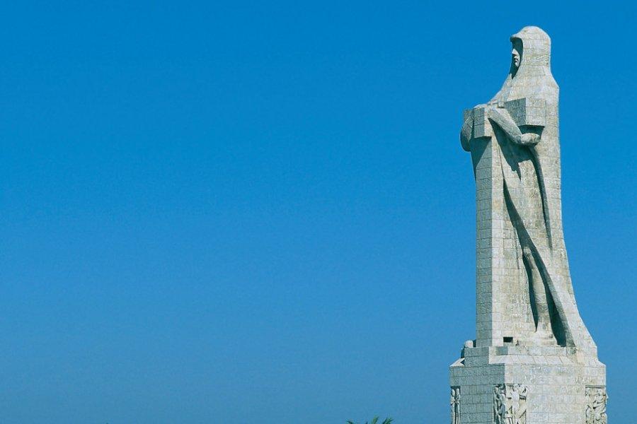 Monument à C.Colomb (© Photo Tourisme Espagnol))