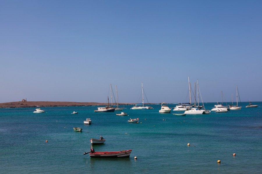 Port de Sal Rei. (© Julien HARDY - Author's Image))