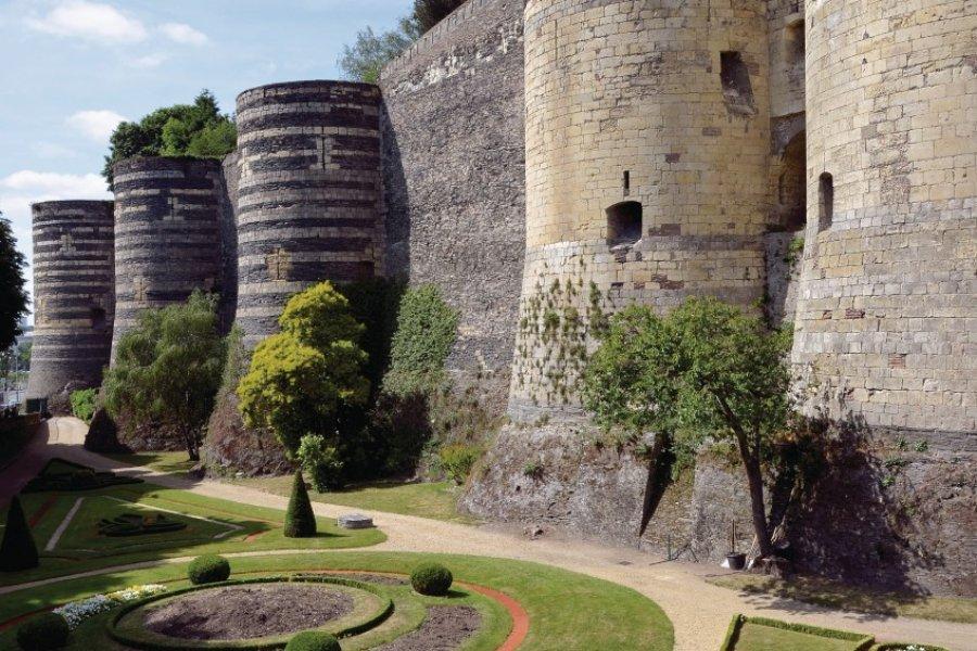 Le château d'Angers (© Musat - iStockphoto.com))