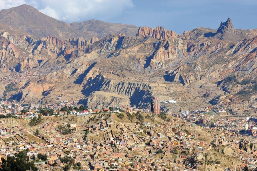 La Paz. (© Patrice ALCARAS))