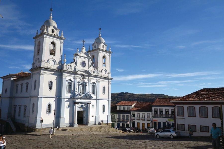 Catedral Metropolitana de Diamantina. (© Grégory ANDRE))