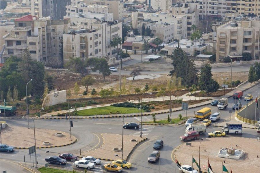 Ville d'Amman. (© Tom Pepeira - Iconotec))