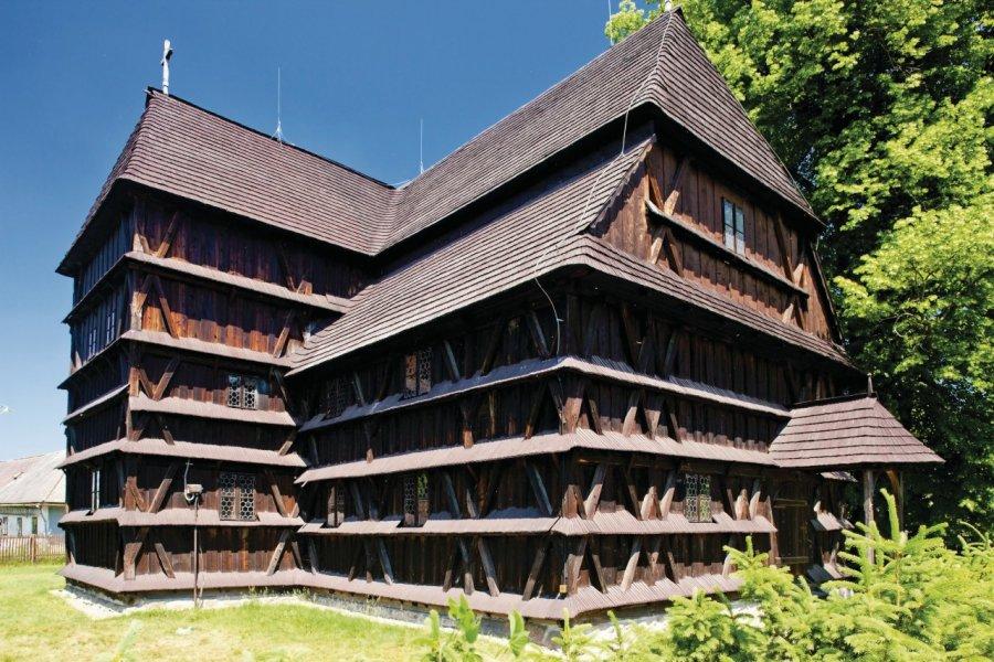 Temple en bois de Hronsek. (© PHB.cz - Fotolia))
