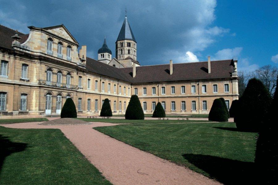 Abbaye de Cluny (© Iconotec.com))