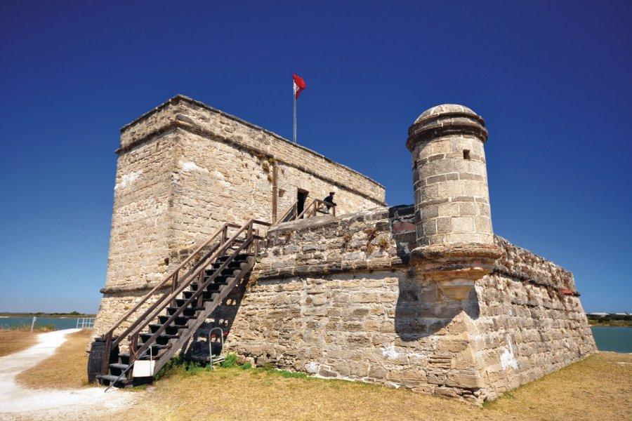 Fort Matanzas National Monument. (© Arkorn - Fotolia))