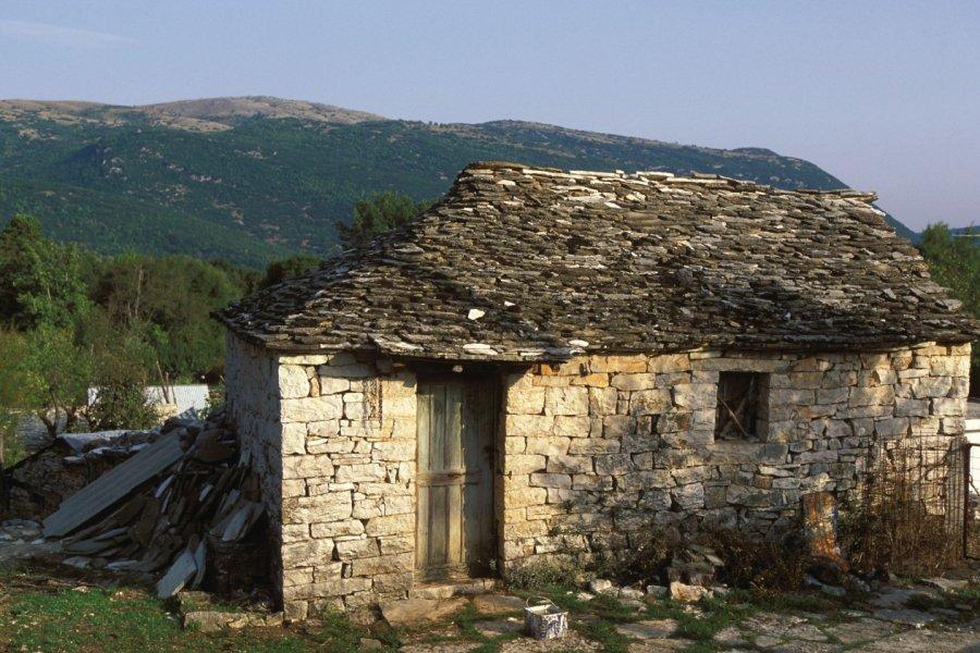 Maison de l'île d'Ioannina. (© Author's Image))