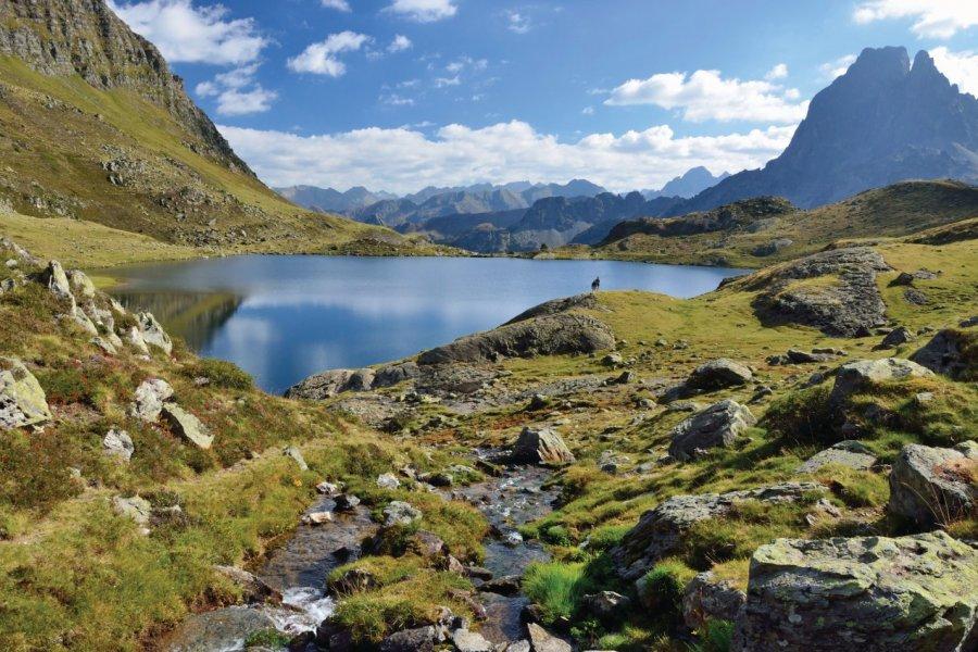 Lac Gentau. (© Oks_Mit - iStockphoto))