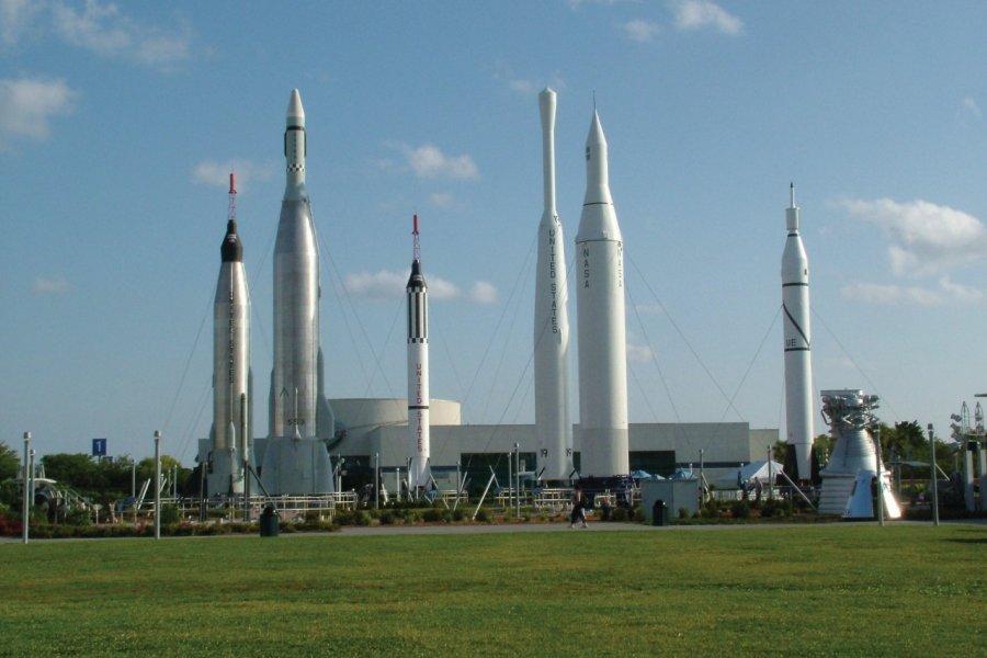 Rocket Garden. (© Timothy Grove - Fotolia))
