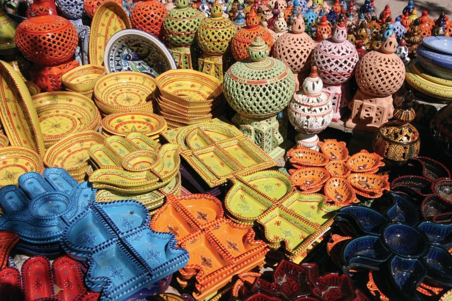 Souk de Djerba. (© Djeecee - iStockphoto))