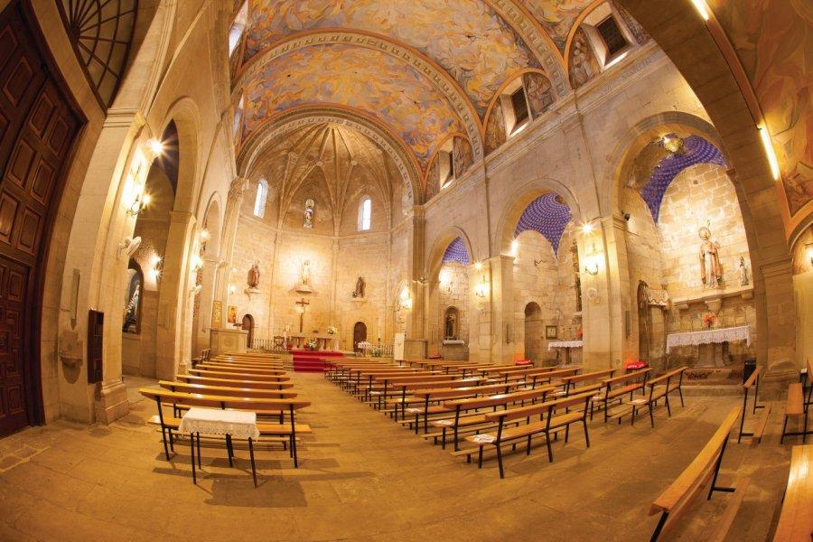 Intérieur de l'église d'Ascó. (© Patronat Turisme Diputació Tarragona - Terres de l'Ebre))