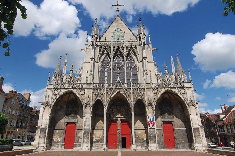 La basilique Saint-Urbain de Troyes (© Photo10 - Fotolia))