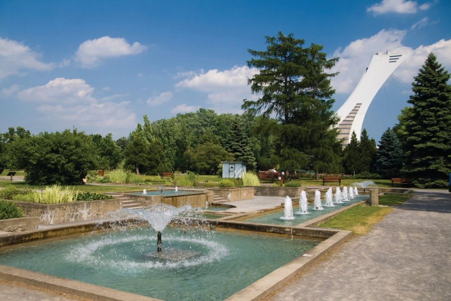 Jardin botanique de Montréal. (© nantela - iStockphoto.com))