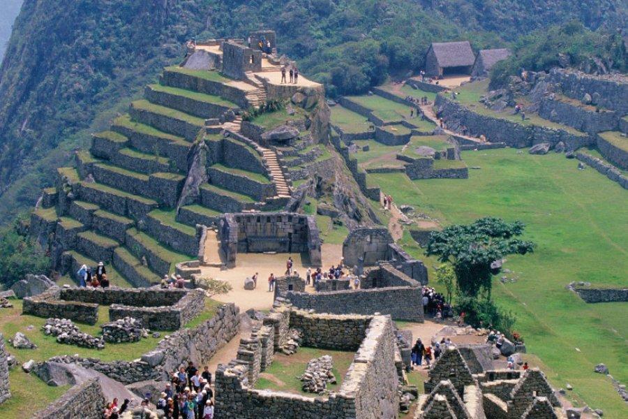 La cité perdue de Machu Picchu. (© Author's Image))