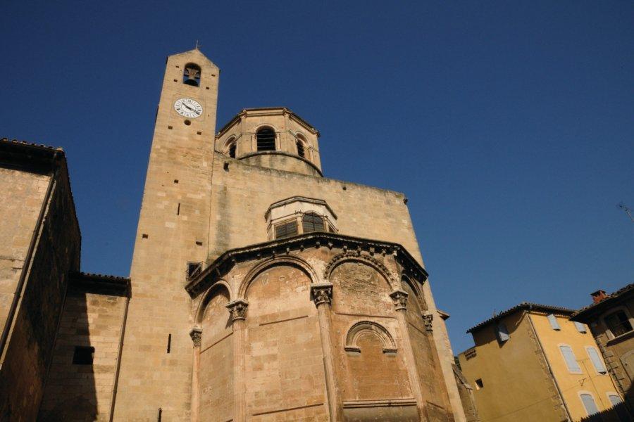 Cathédrale Saint-Véran à Cavaillon (© PackShot - Fotolia))