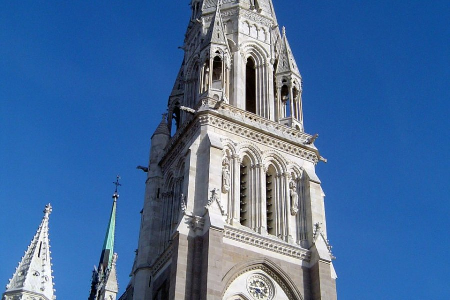 La basilique Saint-Nicolas de Nantes (© Jérôme DELAHAYE - Fotolia))