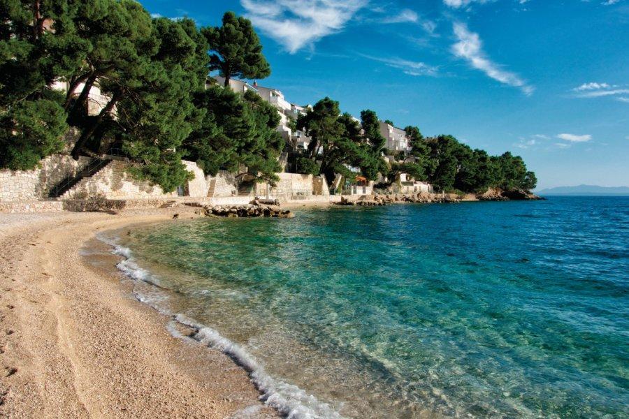 Paisible bord de mer à Trogir. (© Jeremy Woodhouse))