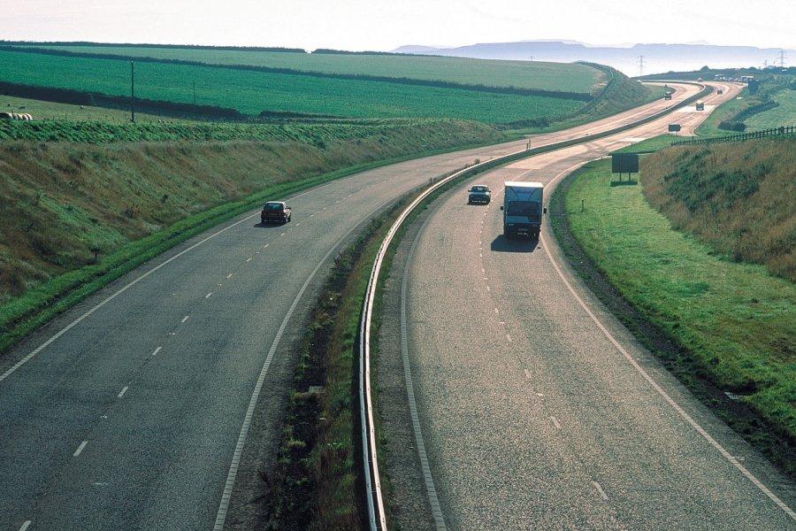 Voie rapide près de Wadebridge. (© Alamer - Iconotec))