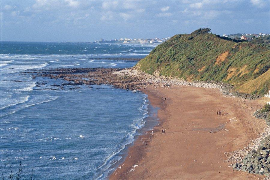 Acotz - plage (© MARC AUGER - ICONOTEC))