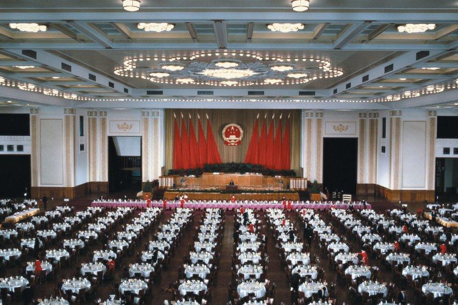 Assemblée du peuple. (© China Stock photos - Iconotec))