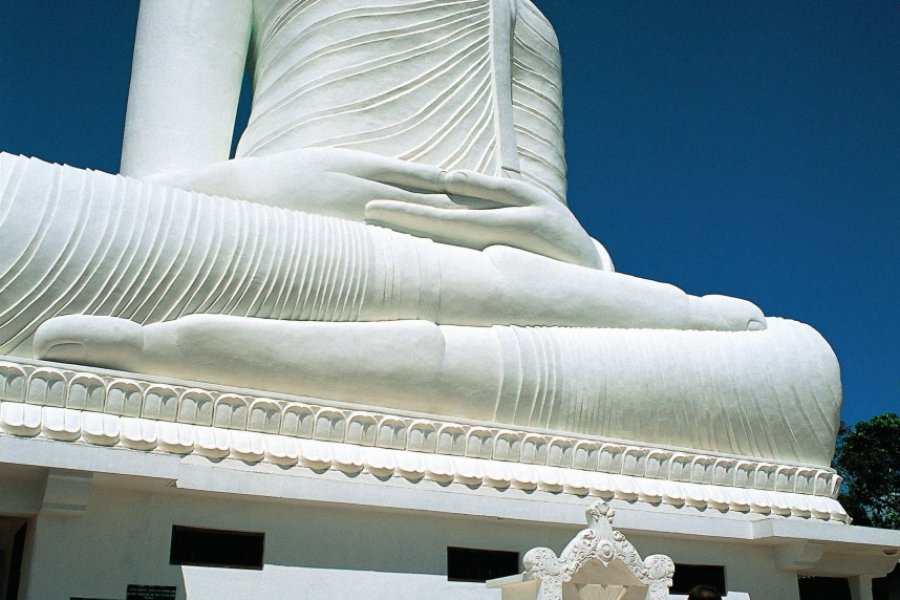 Temple, Kandy (© Cali - Iconotec))