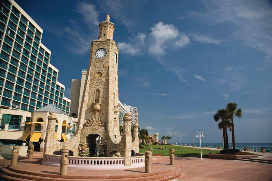 La vieille tour de l'horloge de Daytona Beach. (© cristianl - iStockphoto.com))