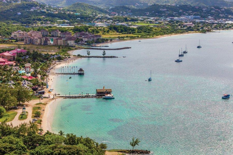 Rodney Bay. (© Flavio Vallenari - iStockphoto))