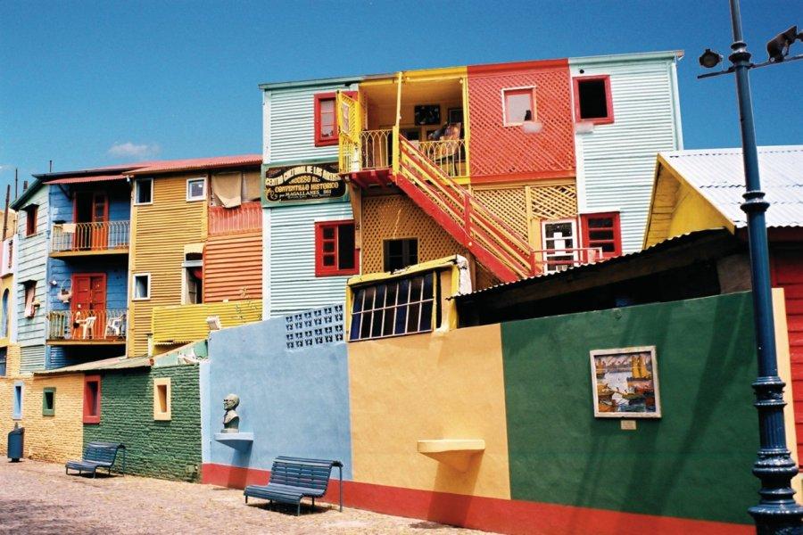 Quartier de La Boca. (© PHOTOPOLITAIN - Fotolia))