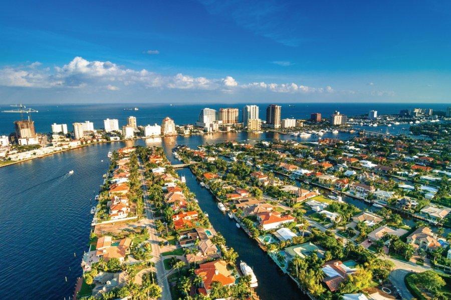 Fort Lauderdale. (© Roberto A Sanchez - iStockphoto))