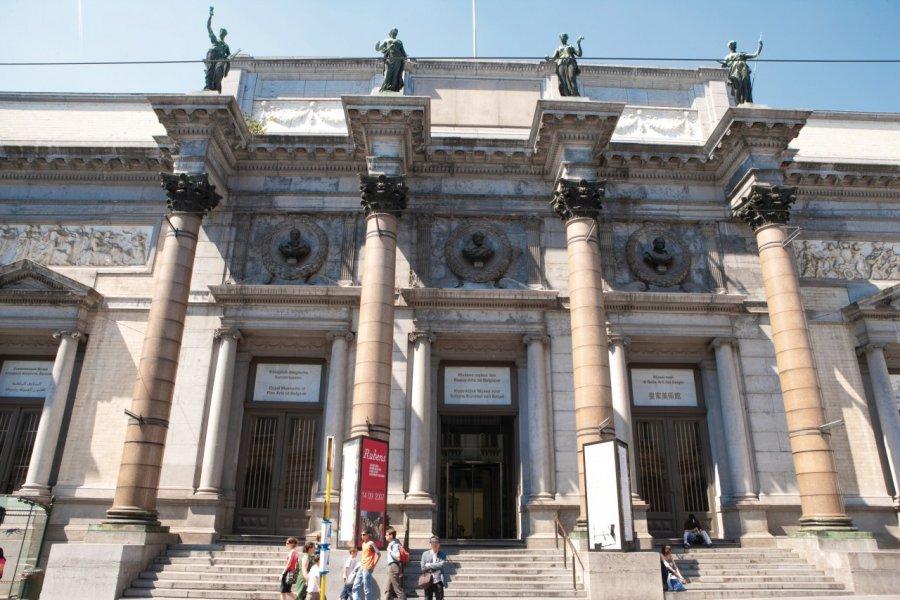 Musées royaux des Beaux-Arts. (© Author's Image))