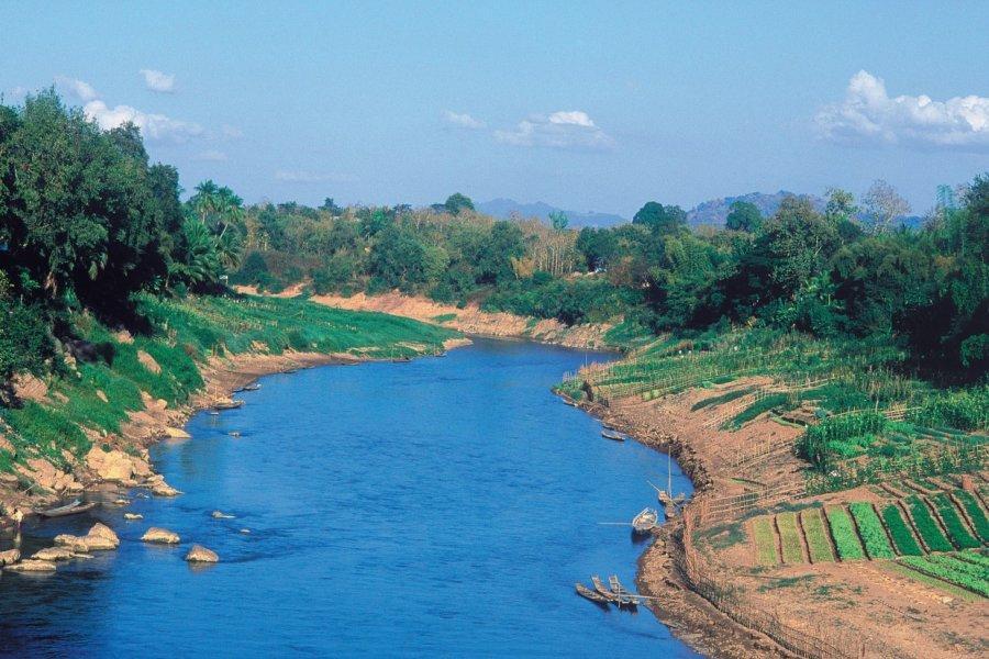 Rivière Nam Kham. (© Eric Martin - Iconotec))