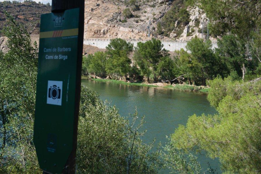 Le fameux Chemin de Sirga. (© Patronat Turisme Diputació Tarragona - Terres de l'Ebre))