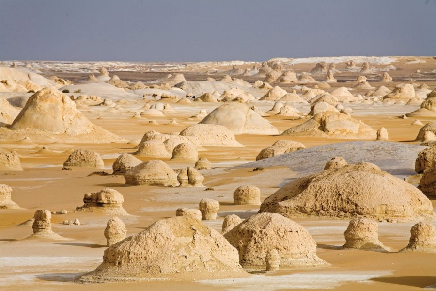 Le désert blanc. (© Sylvain GRANDADAM))