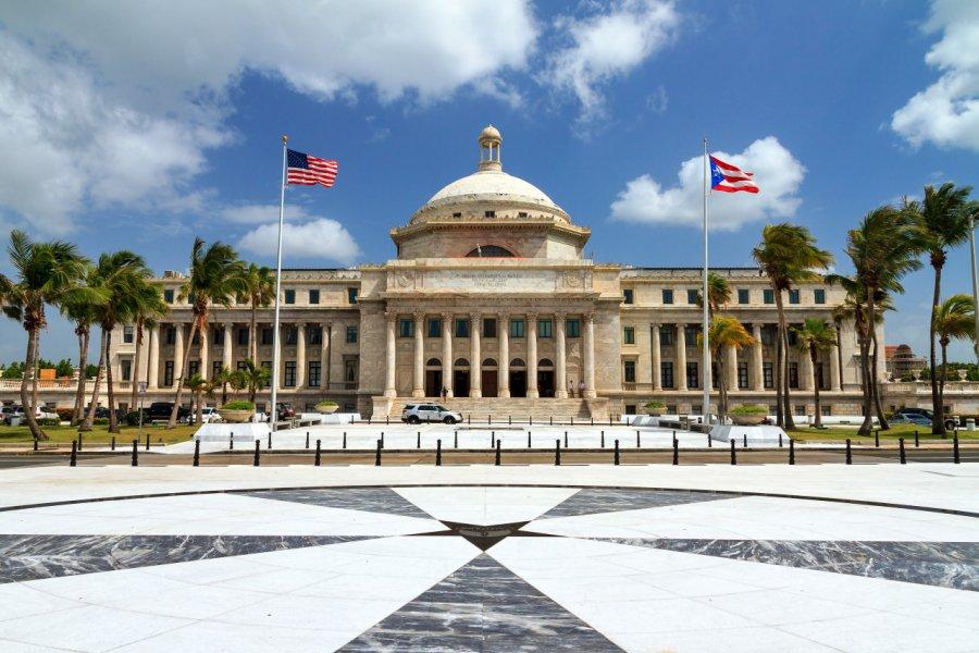 Le Capitole, San Juan. (© Dennis van de Water - Shutterstock.com))
