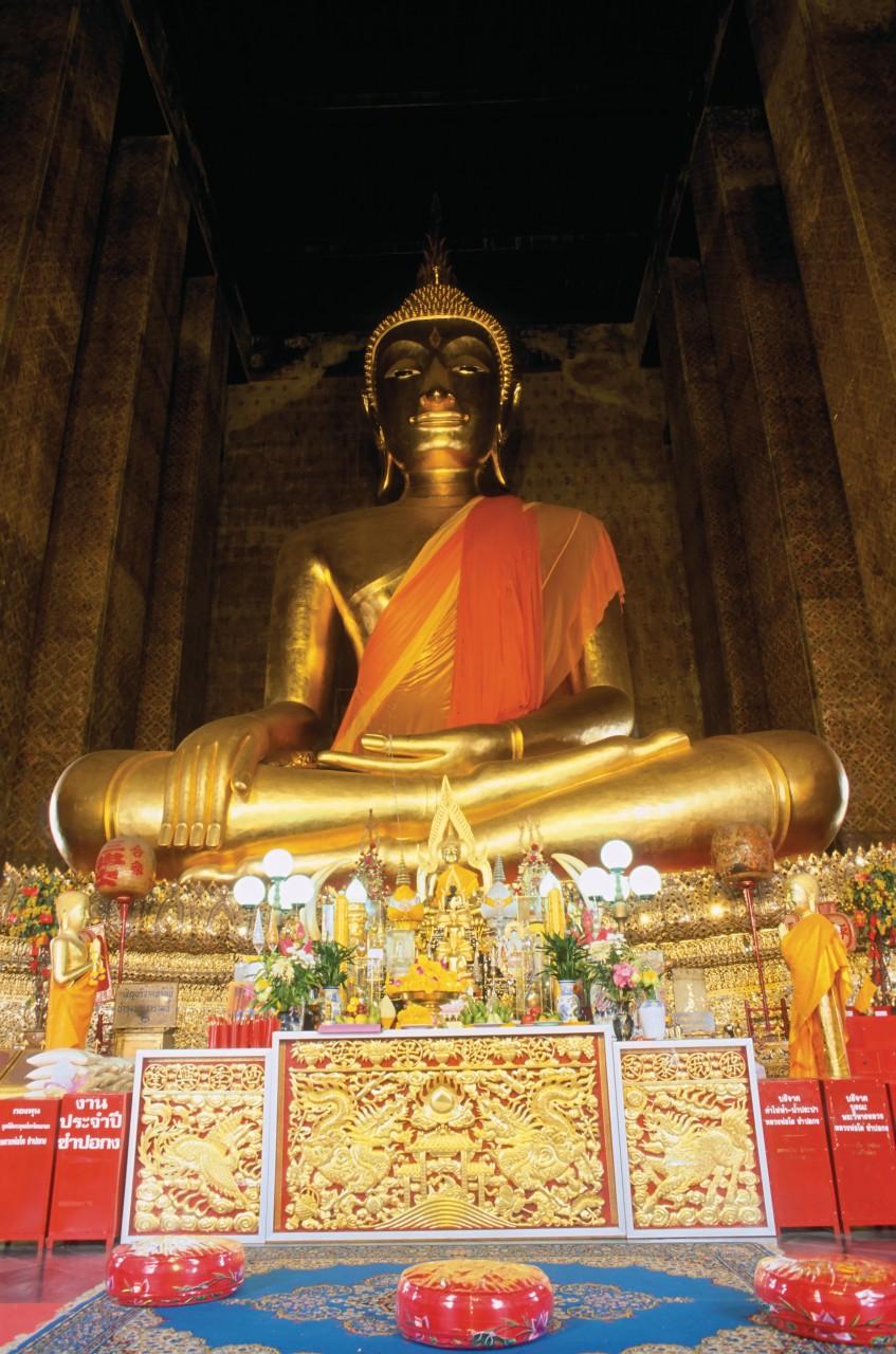 Wat Kalayanimit. (© Mickael David - Author's Image))