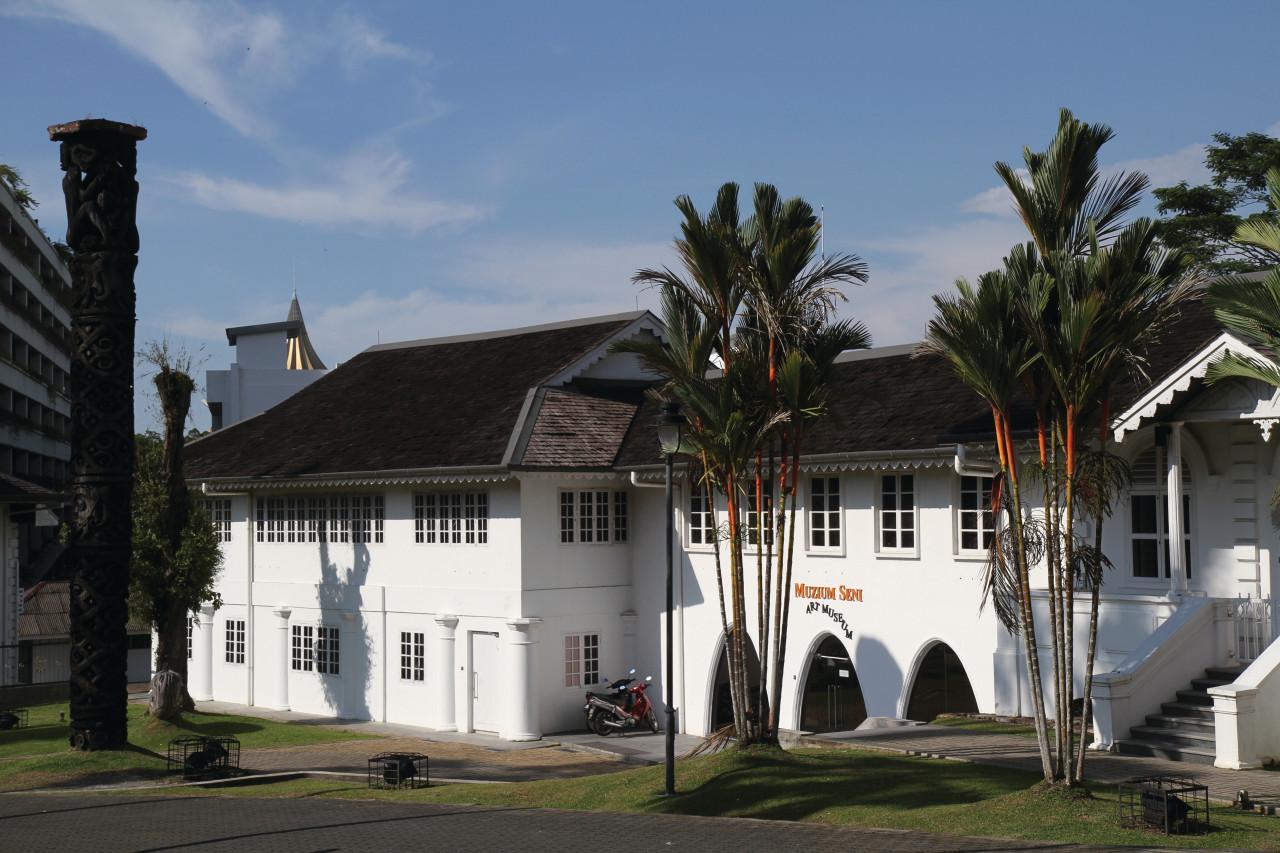 Musée du Sarawak (© Stéphan SZEREMETA))