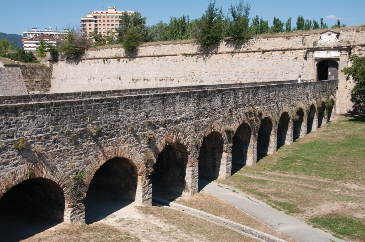 Citadelle de Pampelune. (© Alce - Fotolia))