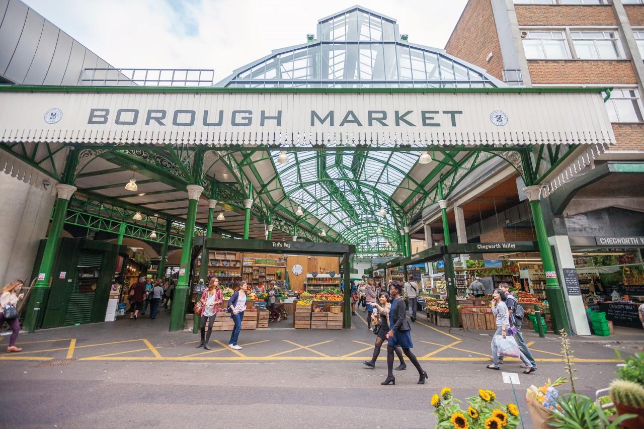 (© Borough Market - John Holdship))