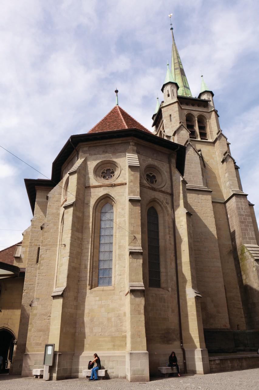 Église Saint-Francois. (© Philippe GUERSAN - Author's Image))