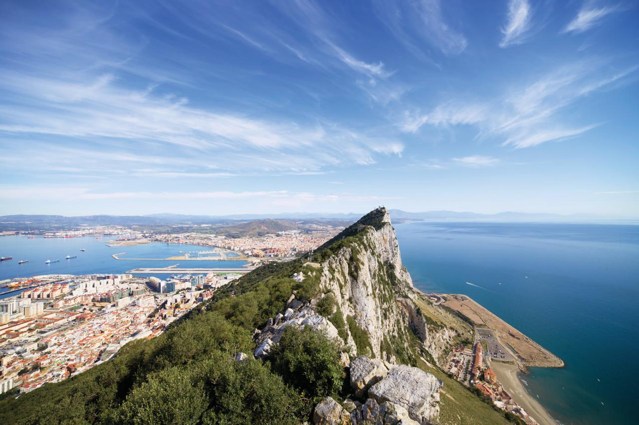 Côte rocheuse de Gibraltar. (© Rognar - iStockphoto))