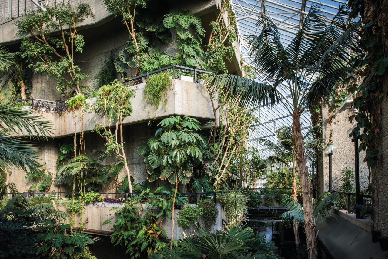 Barbican Centre. (© Max Colson))